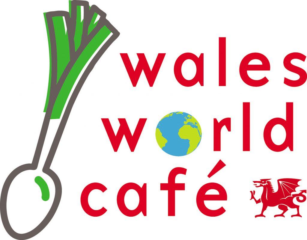 Wales World Cafe Logo