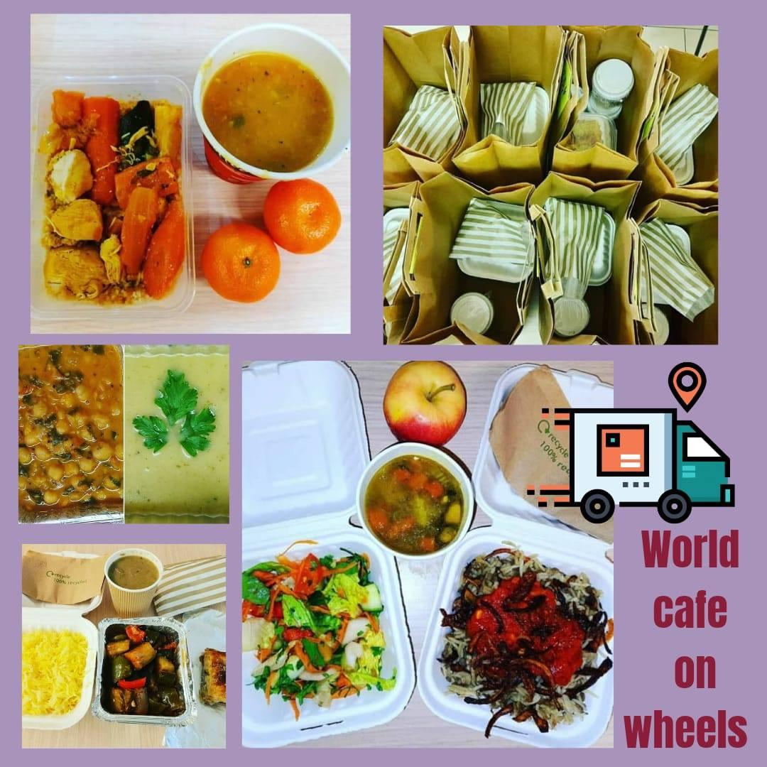 Food Parcel #7