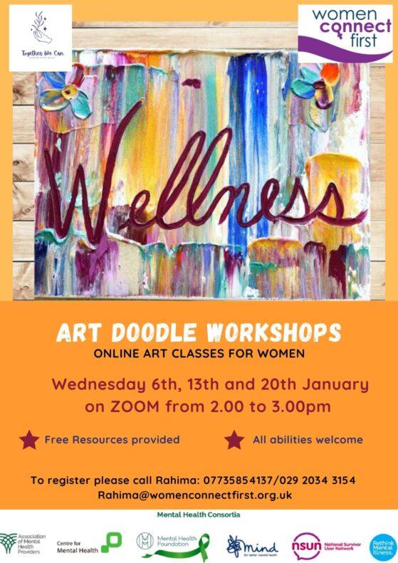 Art Doodle Workshops