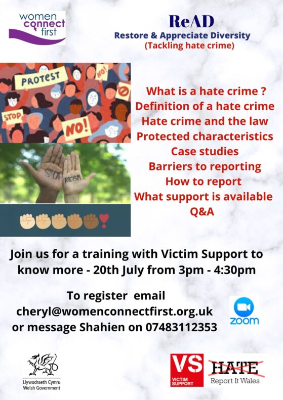 Victim Support Training